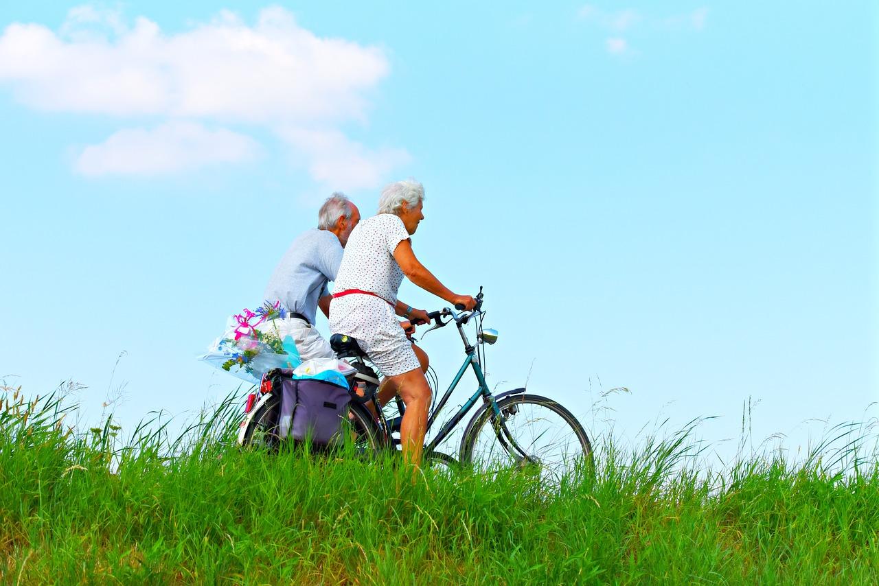 高齢者向けトレーニングのメニュー!両親や祖父母に教えたい!