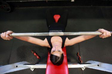 筋肉をつける(筋肥大させる)に適した重さはどれくらい?